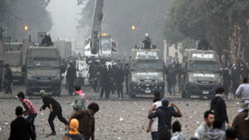الإخوان: محمد محمود ضد اغتصاب السلطة