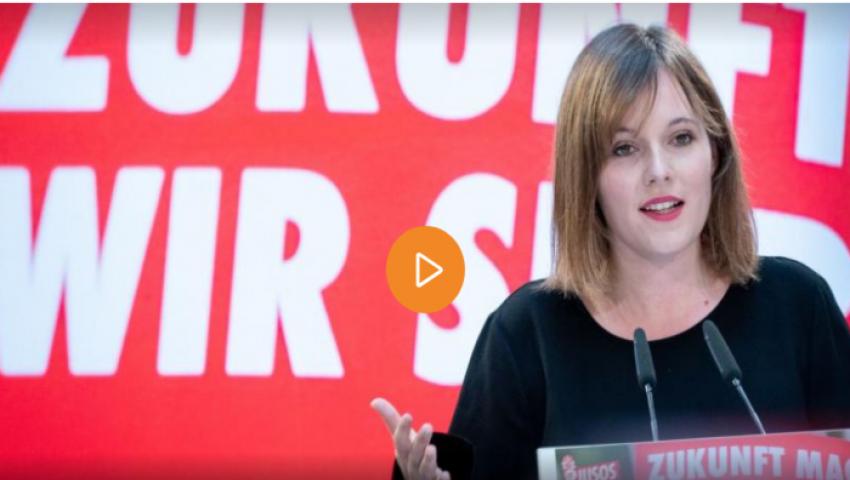 ألمانيا: «الاشتراكي الديمقراطي» يعلن فتح منظمة فلسطينية شقيقة