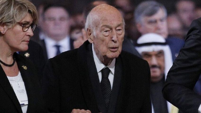 بسبب كورونا.. وفاة الرئيس الفرنسي الأسبقفاليري جيسكار ديستان