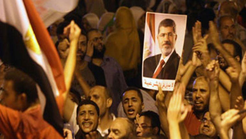 نشطاء يعلنون انتهاء مسيرة طلعت حرب