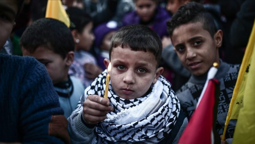 في يومهم الوطني.. الاحتلال يسرق براءة أطفال فلسطين