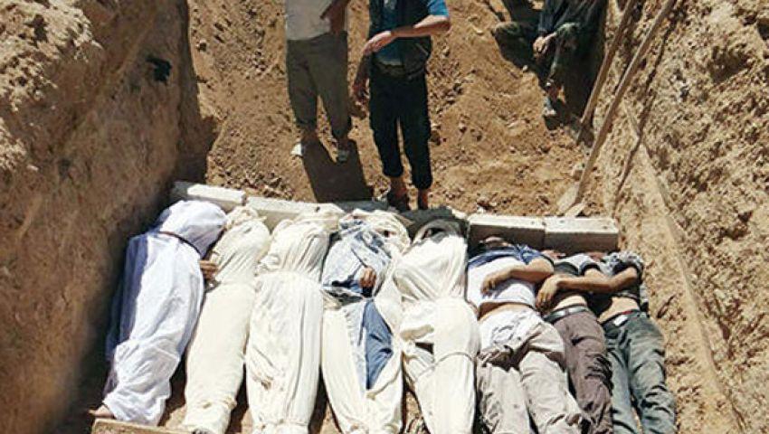 ديبكا: ماهر الأسد نفذ الهجوم بالكيماوي على الغوطة