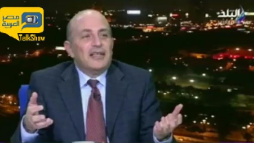 فيديو.. أستاذ بكلية الطب: السيسي أنقذ الشعب المصري من الجفاف