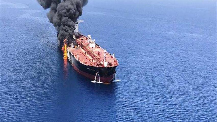 بعد هجوم خليج عمان.. توقعات بشن حرب دولية ضد إيران (القصة الكاملة)