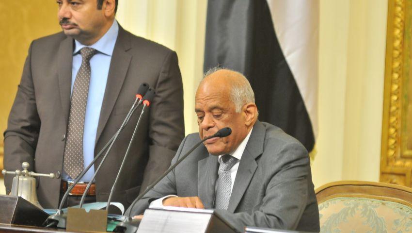 عبد العال يحيل اتفاقيات دولية إلى اللجان المختصة