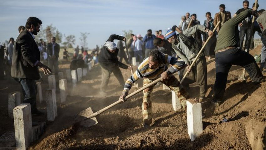 صحيفة أمريكية: استعادة العراق للأراضي من داعش بعيدة المنال