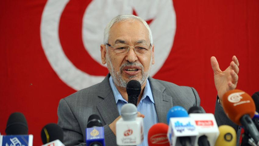 الغنوشي: ما حدث بمصر فشل ديمقراطي والتوافق يفشل تمرد التونسية