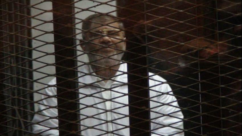 تأجيل محاكمة مرسي في قضية التخابر إلى 29 سبتمبر