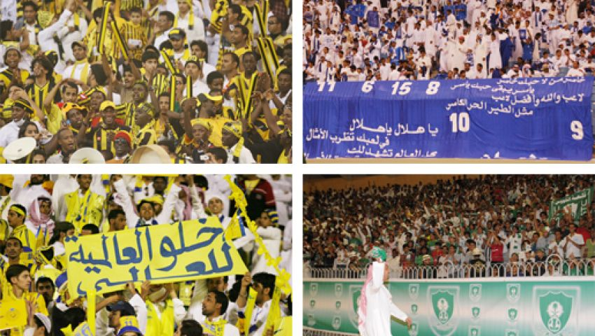 انفوجراف.. الحضور الجماهيري في الدوري السعودي