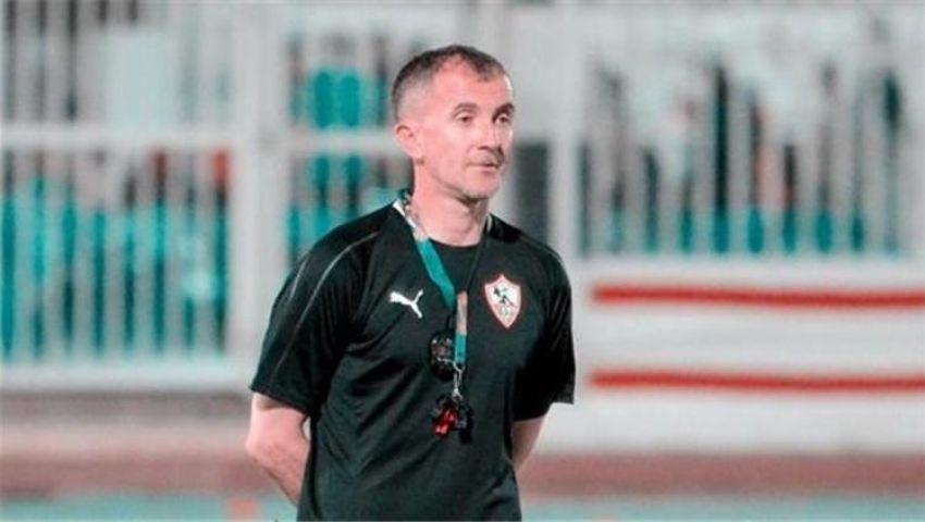 ماذا قال مدرب الزمالك بعد الخسارة الإفريقية أمام بطل السنغال؟