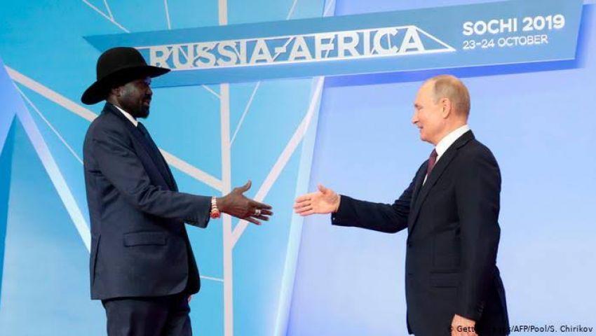 فيديو| العلاقات الروسية - الأفريقية.. مصالح اقتصادية وسياسية متبادلة
