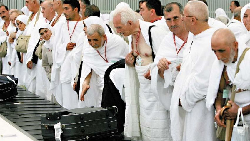 عودة 788 من حجاج جمعيات أسيوط وسوهاج اليوم للقاهرة