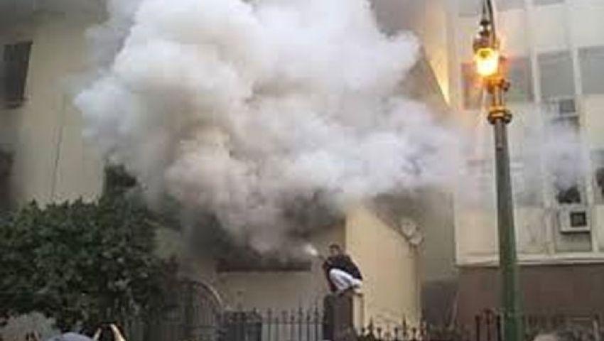ضبط متهمين بـ أحداث الحرق في الفيوم