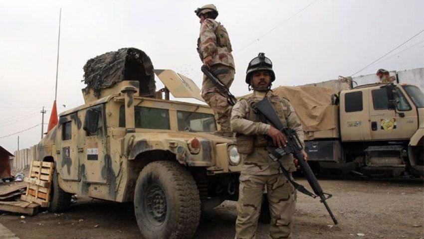 القوات العراقية تصد هجوماً لـداعش في صلاح الدين