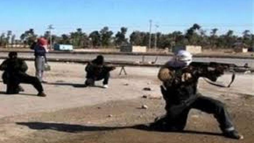 مصرع شخصين فى الشيخ زويد بطلقات نارية