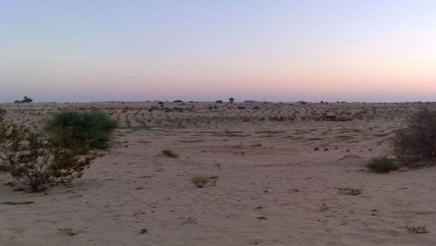 بالصور| قرى الشيخ زويد.. أرض بلا بشر ومنازل بلا سكان