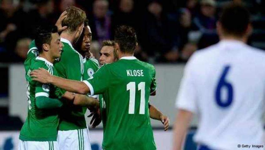 ميرتساكر يقود ألمانيا لفوز ودي علي إنجلترا