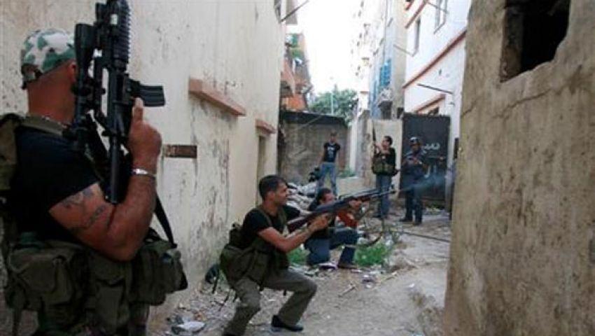 ارتفاع قتلى الجيش اللبناني بصيدا إلى 13