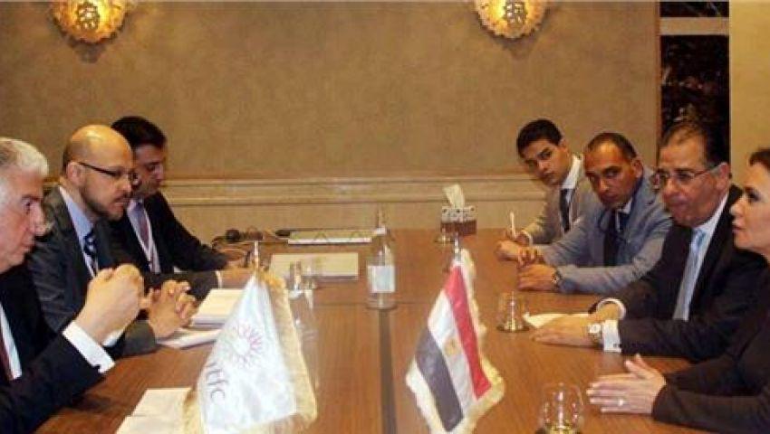 مصر تبحث مع «المؤسسة الإسلامية» تمويل مشروعات البنية الأساسية
