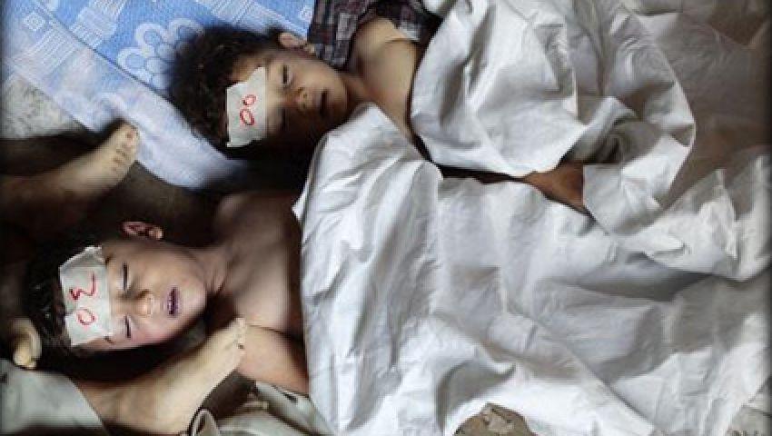 الجيش السوري الحر يستعد لهجمات كيميائية محتملة
