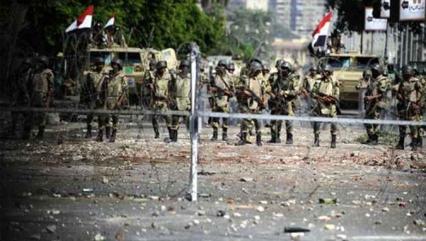 ماذا حدث في ركعة الفجر الثانية أمام الحرس الجمهوري بمصر؟