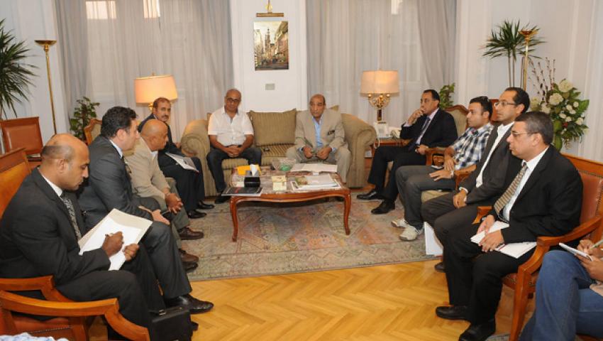 وزير البترول: وضعنا خطة لتصنيع الخامات الفوسفاتية