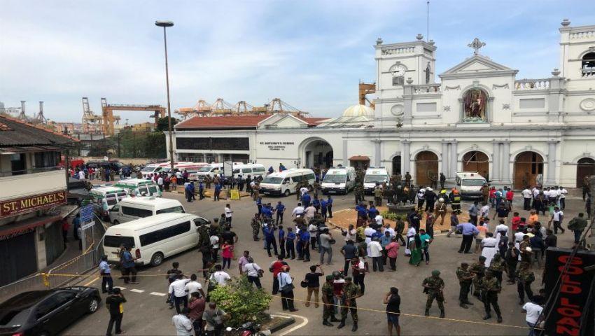 تمديد حالة الطوارئ في سريلانكا على خلفية هجمات عيد الفصح