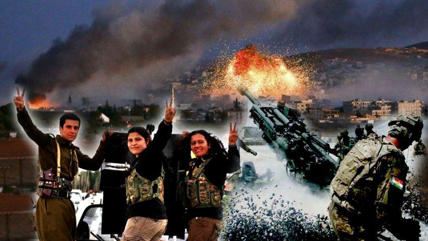 تركيا والأكراد .. البارود يحرق شمال سوريا (ملف)
