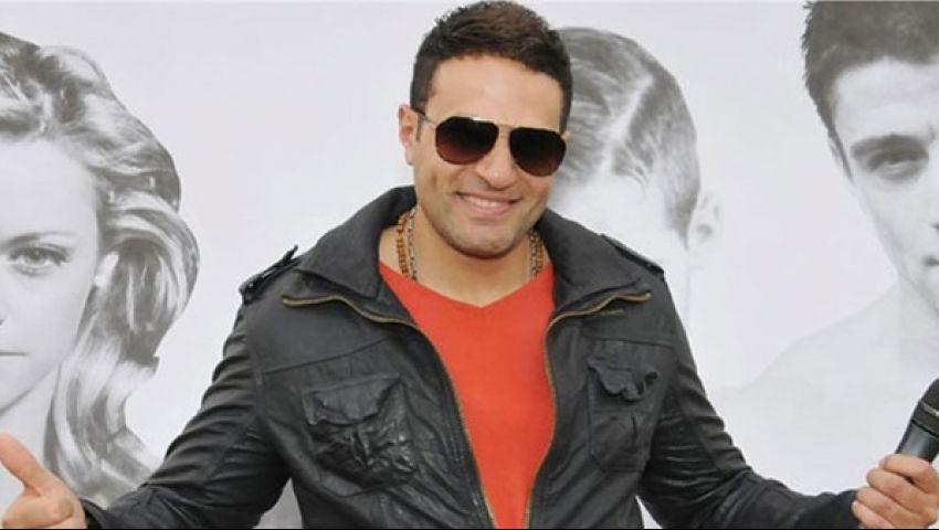 «مسا مسا» عيدية «محمد نور» للجمهور.. من هي «عليا» التي يغني لها؟
