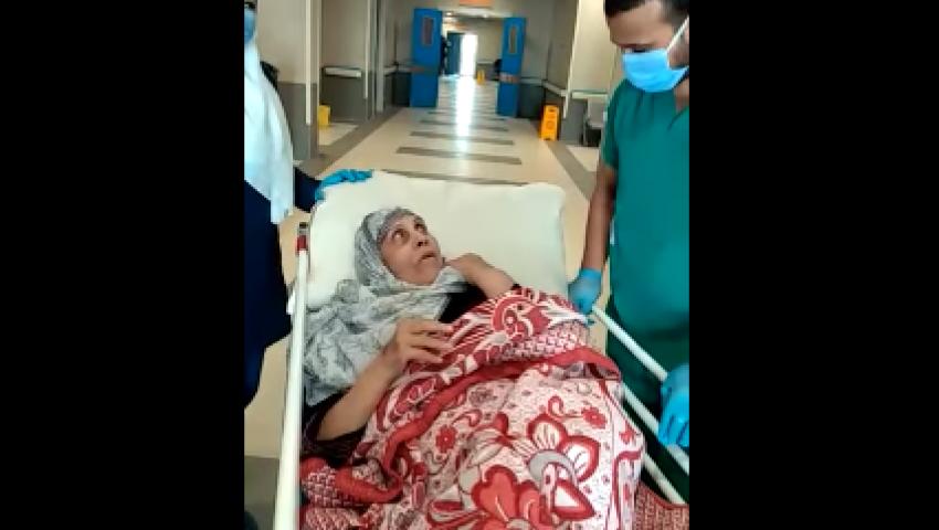 رسالة من مصابة بكورونا أنهت علاجها بمستشفى العزل.. شاهد ماذا قالت