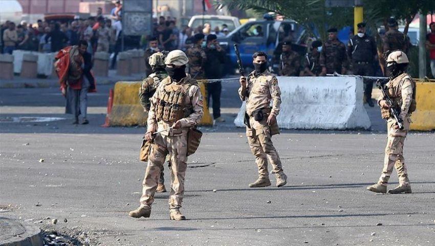 العراق.. أمنيون ينضمون للمحتجين في كربلاء