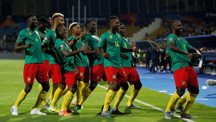 فيديو| أمم أفريقيا 2019.. الكاميرون تفوز على غينيا بيساو بهدفين نظيفين