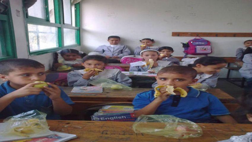 توفير التغذية المدرسية لـ 65 ألف تلميذ