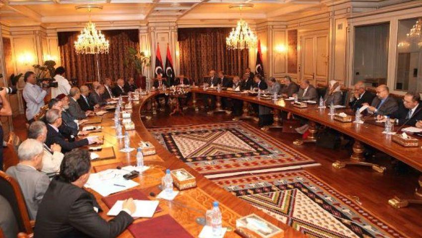 استقالة 6 وزراء من الحكومة الليبية المؤقتة