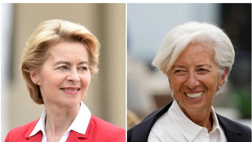 صحيفة ألمانية: امرأتان تستطيعان إنقاذ القارة العجوز
