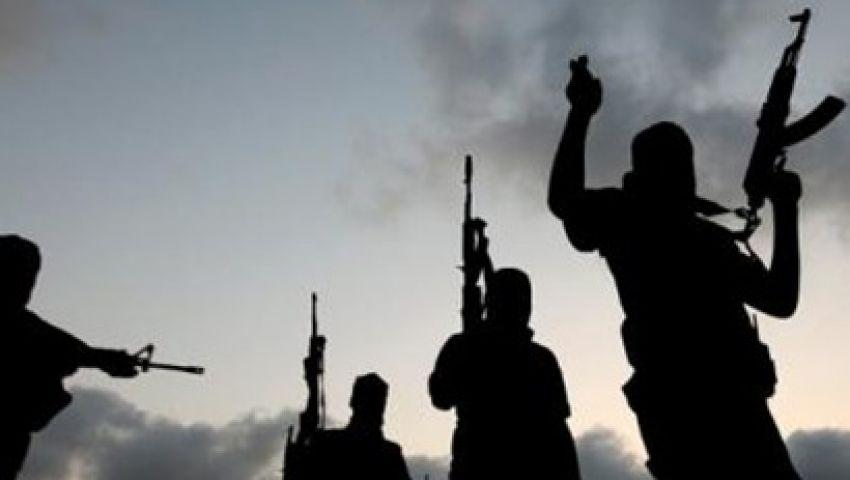 مسلحون يضربون فرع بنك القاهرة فى العريش بصاروخآر بي جي