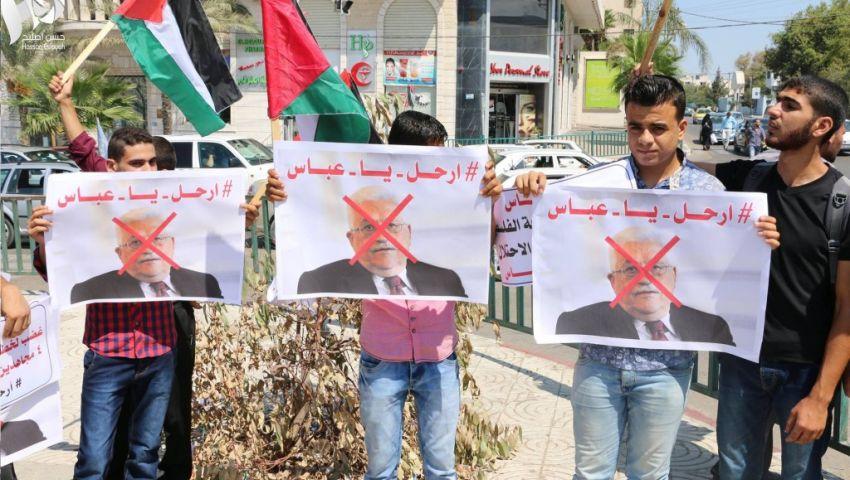حملة ارحل يا عباس..هل تنجح في إسقاط الرئيسي الفلسطيني؟
