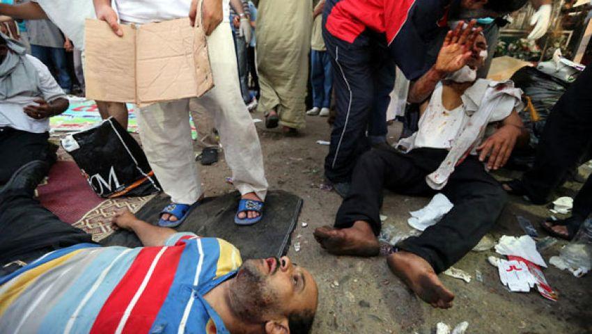 حماس تدعو إلى حقن دماء المصريين