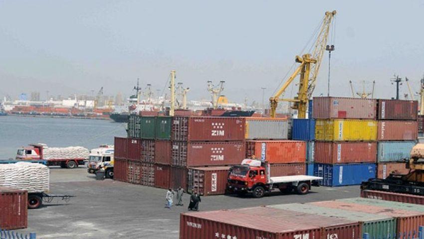 وصول 48 ألف طن غلال وحبوب إلى ميناء الإسكندرية