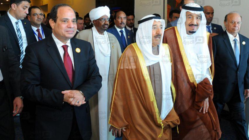 أبرز 7 مشاهد في القمة العربية بشرم الشيخ