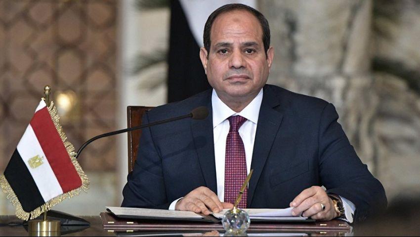 شاهد ماذا قال السيسي عن خسارة مصر أمام الأوروجواي