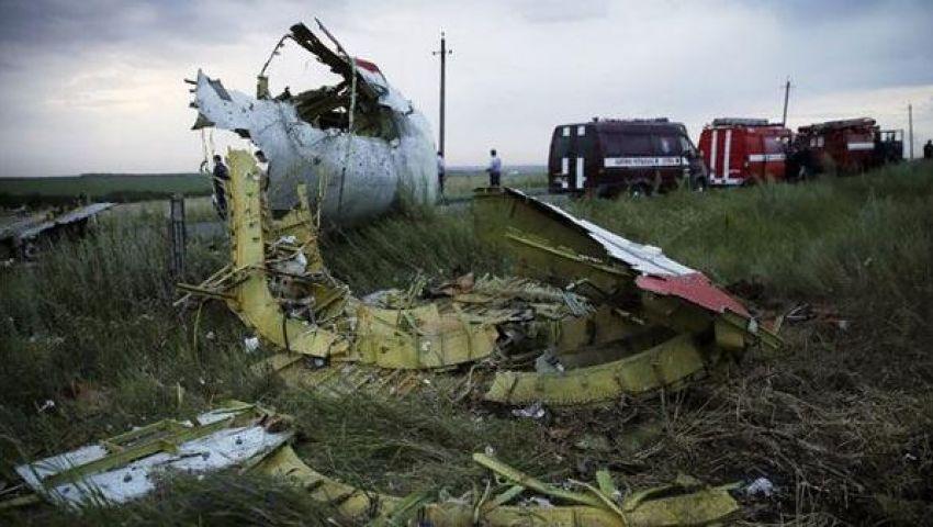 انتشال 198 جثة من أنقاض الطائرة الماليزية في أوكرانيا