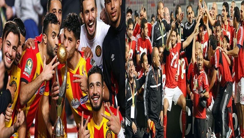 انفوجراف| سيطرة للأهلي والترجي.. تعرف على أبطال دوري أبطال أفريقيا في آخر 10 مواسم