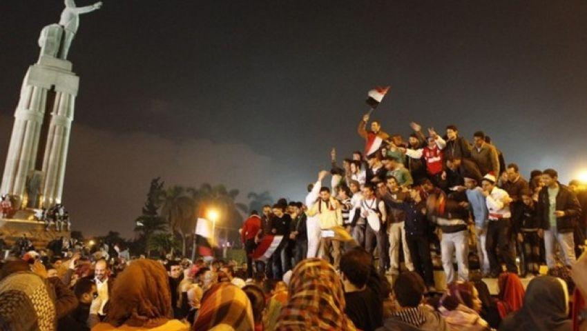 مسيرة ثقافية من الأوبرا لـالتحرير احتفالا بالثورة