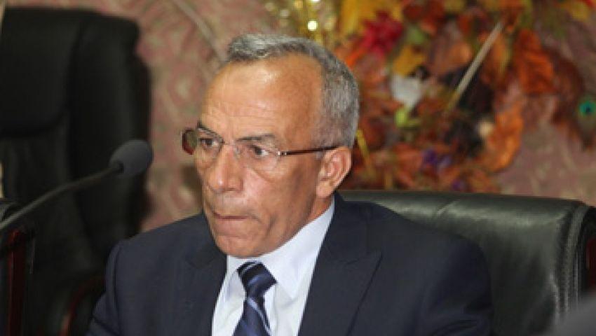 الجيش يغلق ديوان محافظة شمال سيناء