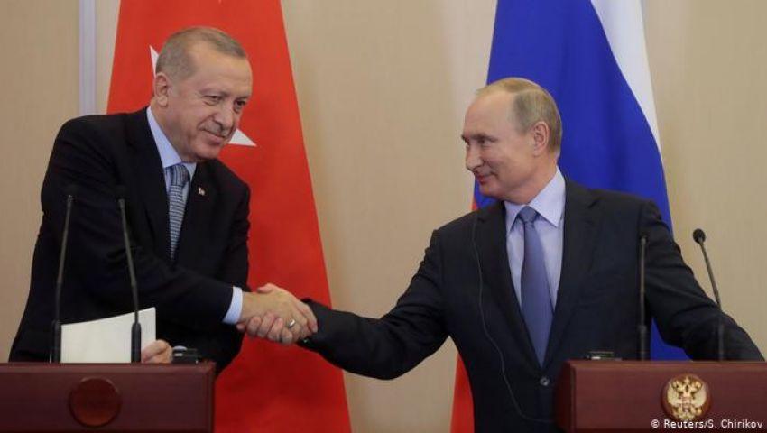 في 10 نقاط.. نص الإعلان التركي الروسي المشترك بشأن سوريا