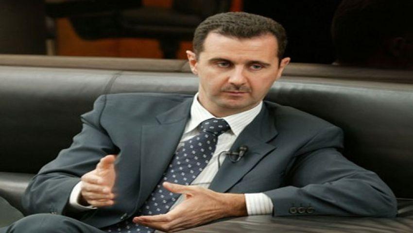 الأسد يواجه تصويت الضربة الأمريكية بـالاستغفار