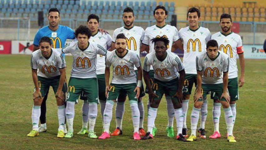 المصري يستأنف تدريباته السبت استعدادًا للمقاصة