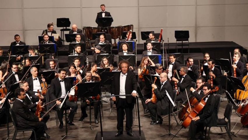 الموسيقى الأمريكية تدوي  في  دار الأوبرا المصرية