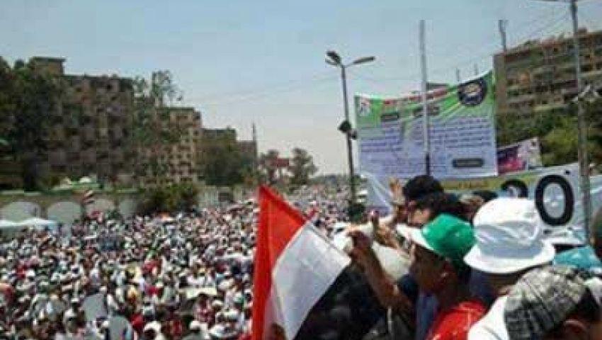 مؤيدو مرسي يعلنون الاعتصام أمام الحرس الجمهوري